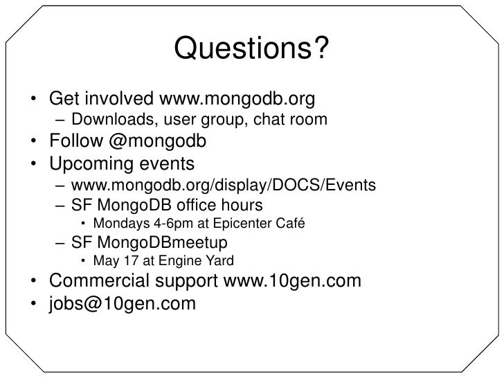 mongo chat rooms Make a real-time chat room using node webkit, socketio, and  mean is just a concept of combining the features of mongo,  send all the available rooms on .
