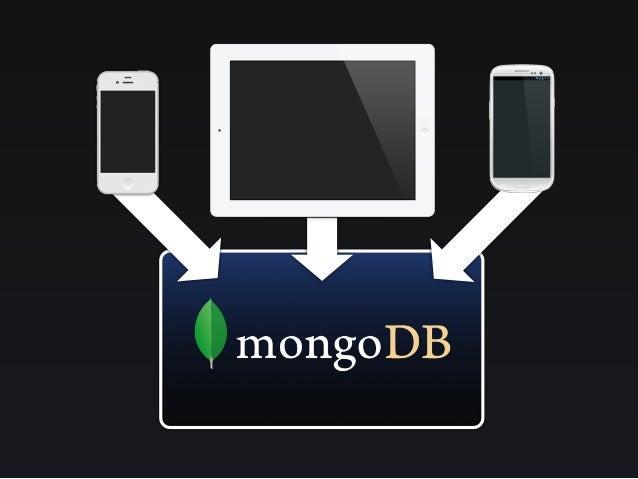 The MongoDB Strikes Back / MongoDB 의 역습 Slide 37