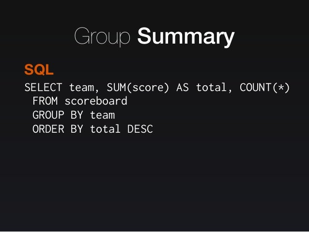 The MongoDB Strikes Back / MongoDB 의 역습 Slide 63