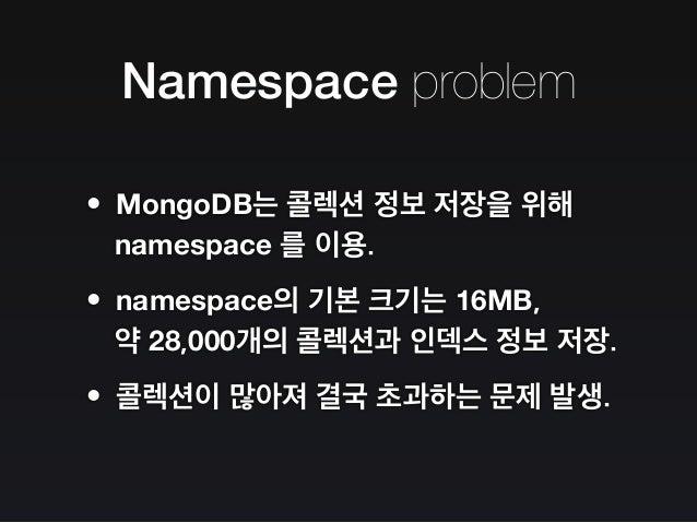 Episode 6 MongoDB Strikes BacK 남은 이야기