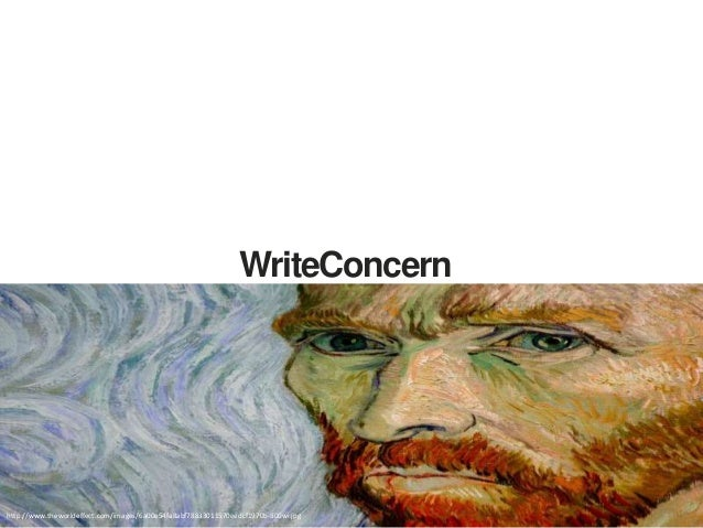 WriteConcern //Default WriteConcern w1 = WriteConcern.ACKNOWLEDGED; WriteConcern w0 = WriteConcern.UNACKNOWLEDGED; WriteCo...