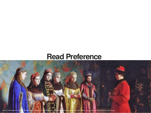 Read Preference //default ReadPreference.primary(); ReadPreference.primaryPreferred(); ReadPreference.secondary(); ReadPre...