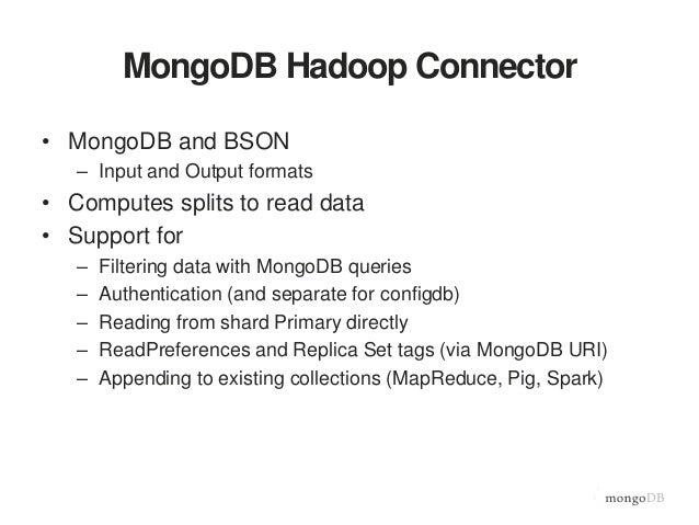For More Information Resource Location Case Studies mongodb.com/customers Presentations mongodb.com/presentations Free Onl...