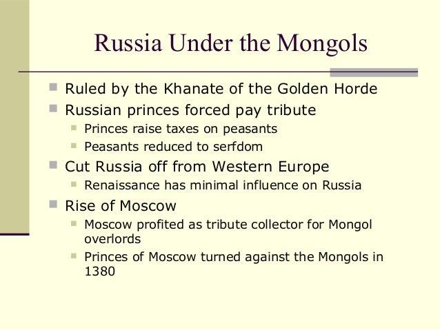 The Mongol Empire: Kublai Khan's Impact on China