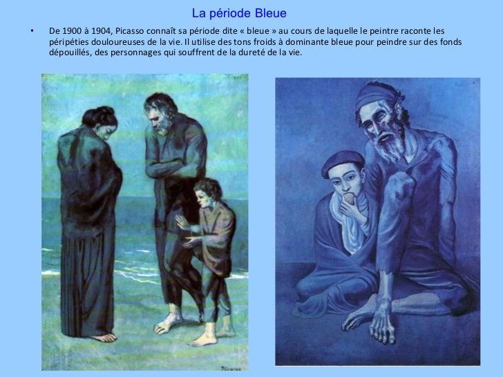 Picasso et guernica - La chambre bleue picasso ...