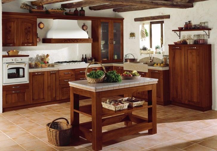 Cucina in arte povera Monica di Maior Cucine
