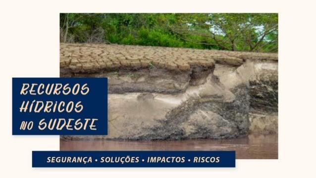 Como Abastecer de Água o Sudeste? Soluções Emergenciais Monica Porto Escola Politécnica da USP