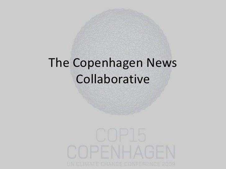 The Copenhagen News Collaborative<br />