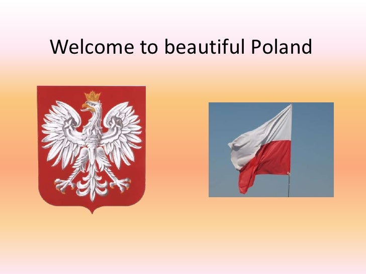 Welcome to beautiful Poland <br />