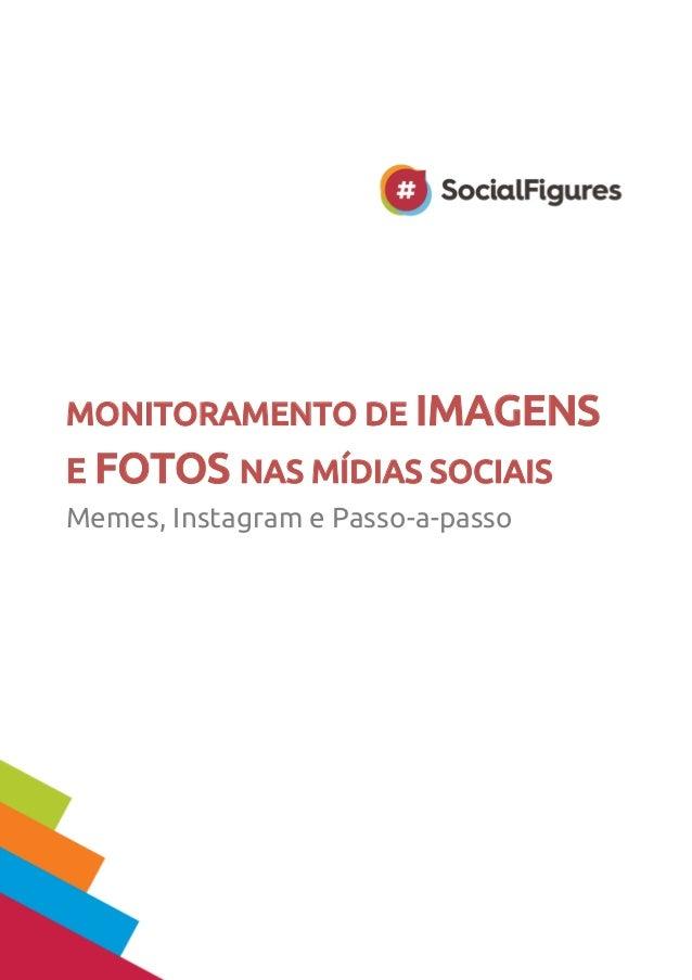 MONITORAMENTO DE IMAGENS E FOTOS NAS MÍDIAS SOCIAIS Memes, Instagram e Passo-a-passo