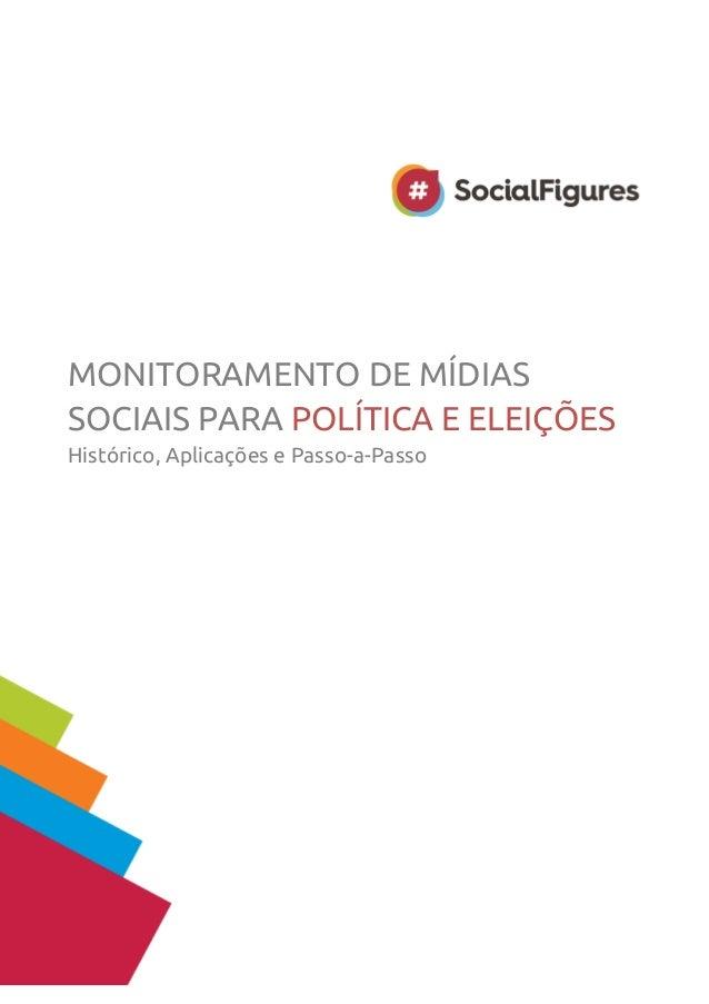 MONITORAMENTO DE MÍDIAS  SOCIAIS PARA POLÍTICA E ELEIÇÕES  Histórico, Aplicações e Passo-a-Passo