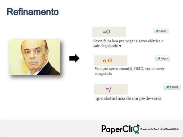 Refinamento              =O              o.O              =/