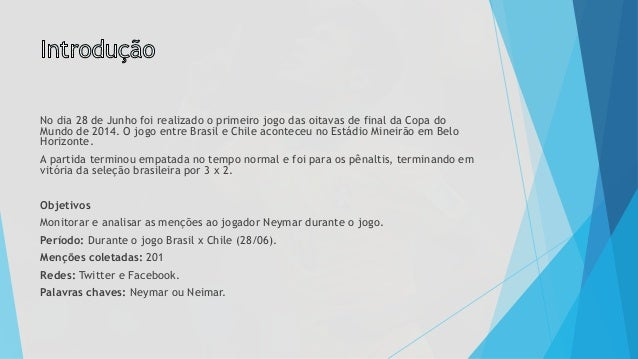 Monitoramento Social - Neymar Slide 2