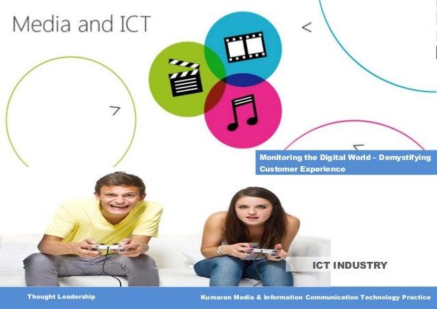 Monitoring the Digital World – Demystifying                                    Customer Experience                        ...