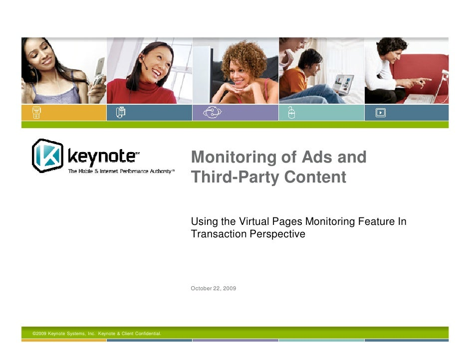 Monitoring ads and_3rd_party_content