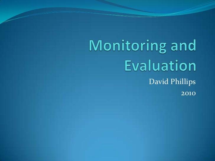 David Phillips         2010