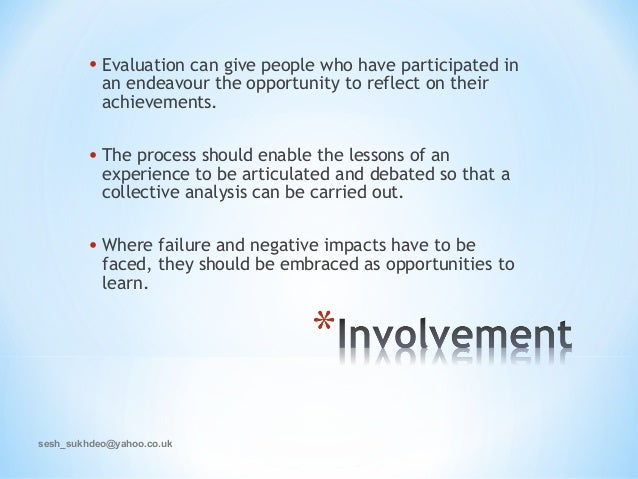 difference between monitoring and evaluation - YouTube