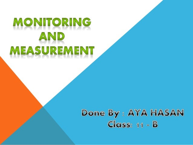 It is the usage of the computers or microprocessor – based devices to monitor or measure physical variables over a period ...