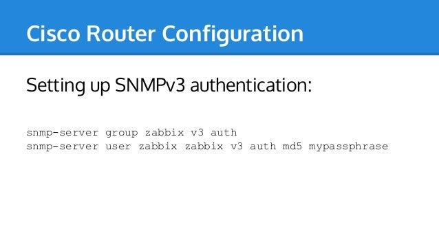 Monitoring Dual Stack IPv4/IPv6 Networks