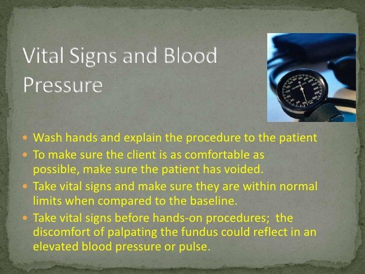 Vital Signs Blood Pressure Cuffs