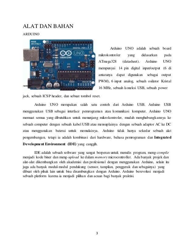 Monitoring temperature ruangan dengan display lcd