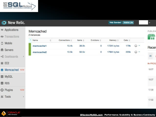 Limitations (Also exist with most monitoring products)  EffectiveMySQL.com - Performance, Scalability & Business Continuit...