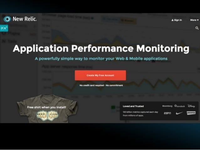 New Relic Application Monitoring  Introducing  Server Monitoring NOW - New Relic Platform <insert product here>  Effective...