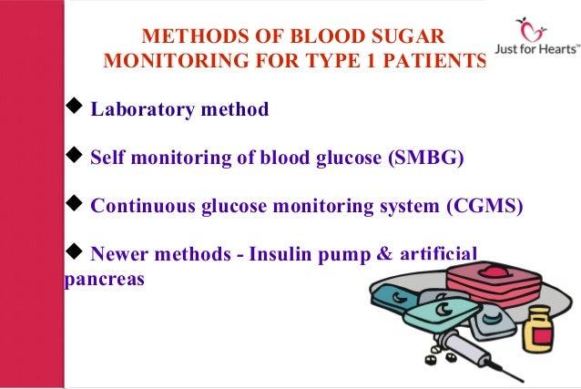 Monitoring Type 1 Diabetes