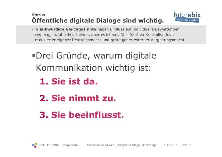 StatusÖffentliche digitale Dialoge sind wichtig.! Glaubwürdige Gleichgesinnte haben Einfluss auf individuelle Bewertungen...