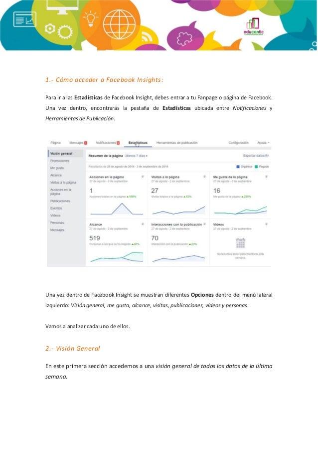 Monitorizar facebook fanpage Slide 3