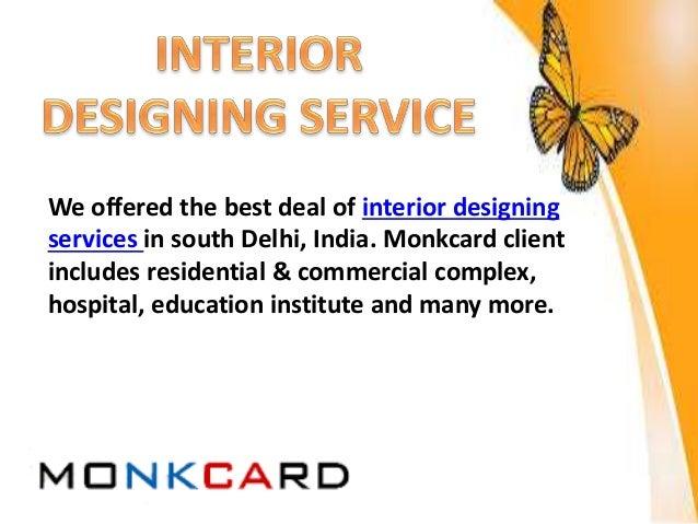 Interior Designing Services Interior Designer Company South Delhi