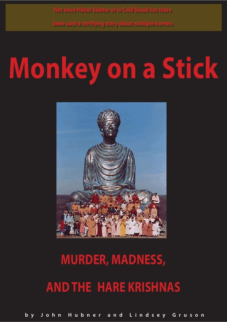Not since Helter Skelter or In Cold Blood has there           been such a terrifying story about multiple horrorsMonkey on...