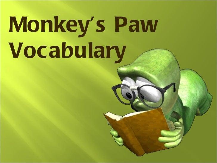 "monkeys paw coursework Racism in to kill a mockingbird essays www essayforum com ріс'с"" writing feedback questions ocr history coursework questions zone alexander: november 21, 2017."