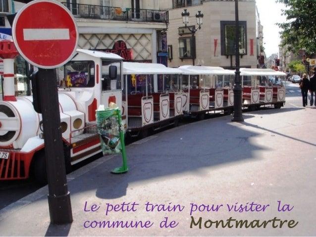 - Montmartre - Le consulat (Brasserie) - Le Moulin de la Galette Le bistrot du Moulin