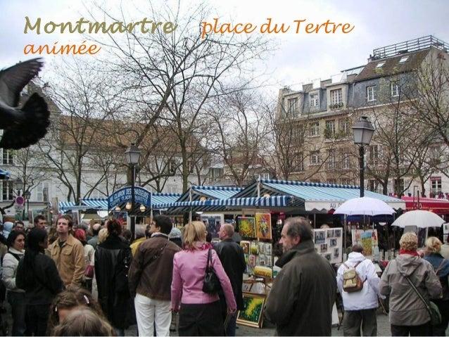 Montmartre bouche de métro . . . de la station