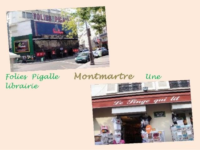 Montmartre panorama sur Paris