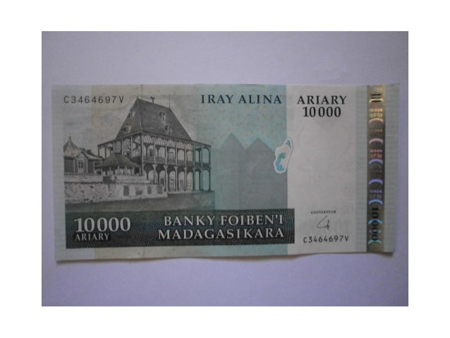 Monnaie actuelle