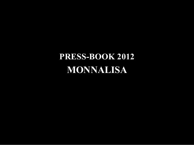 PRESS-BOOK 2012 MONNALISA