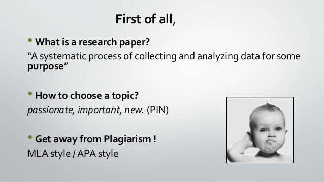 how to write a research monograph