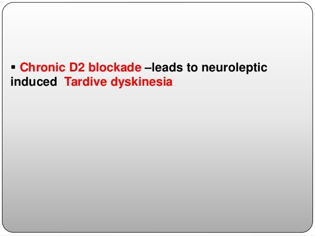 D3, D4 receptors •D3 receptor expression is highest in the nucleus accumbens. The highest levels of D4 receptors are expre...