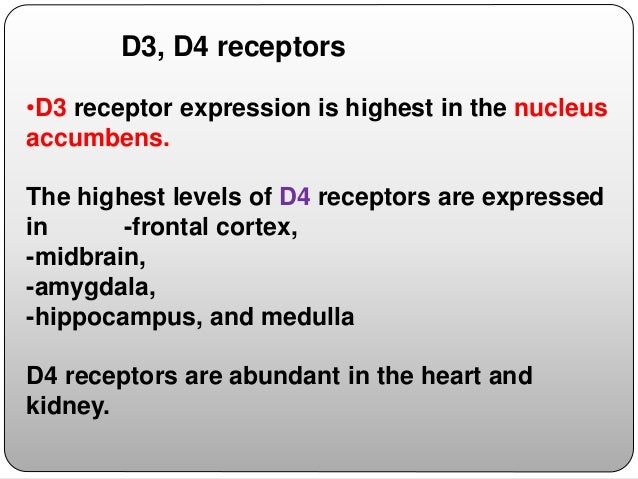 SEROTONIN RECEPTORS  7 types of serotonin receptors are now recognized: 5-HT1 through 5-HT7, with numerous subtypes, tota...