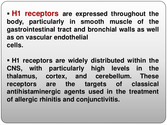 Types of Receptors  The M1, M3, and M5 receptors activate Gq, leading to phosphatidylinositol turnover and an increase in...