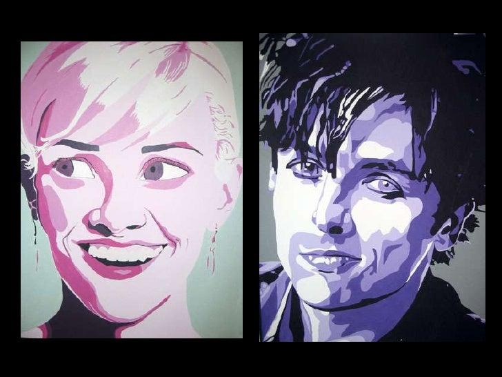 37 Best Monochromatic Portrait Painting images | Portrait ...