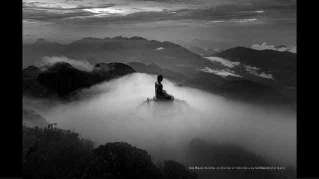 3rd Place: Buddha on the top of Indochina by Lê Khánh (Viet Nam)
