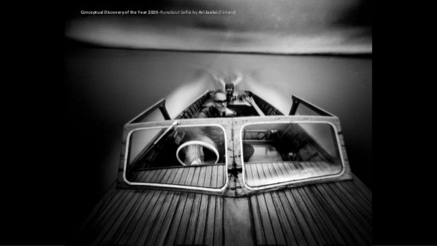 Conceptual Discovery of the Year 2020- Runabout Selfie by Ari Jaaksi (Finland)