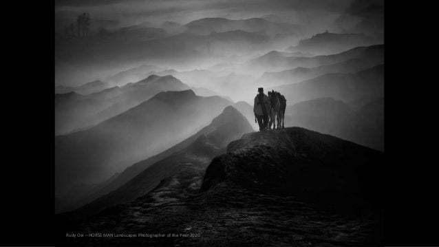 Rudy Oei – HORSE MAN Landscapes Photographer of the Year 2020