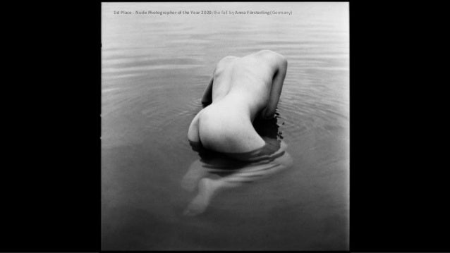 1st Place - Nude Photographer of the Year 2020: the fall by Anna Försterling (Germany)