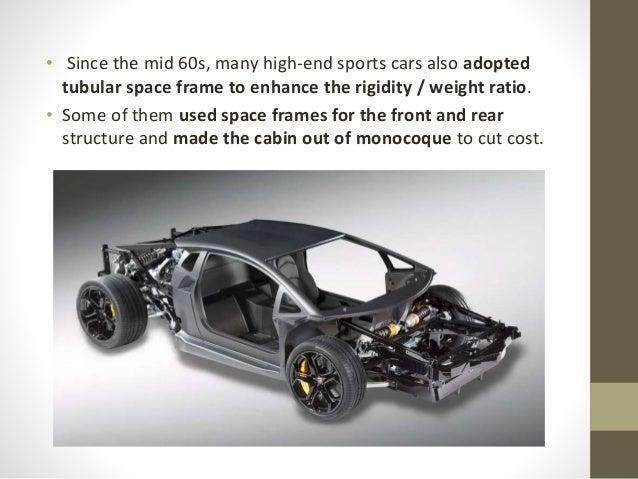 Monocoque chassis