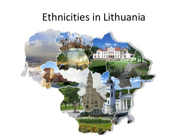 Ethnicities in Lithuania