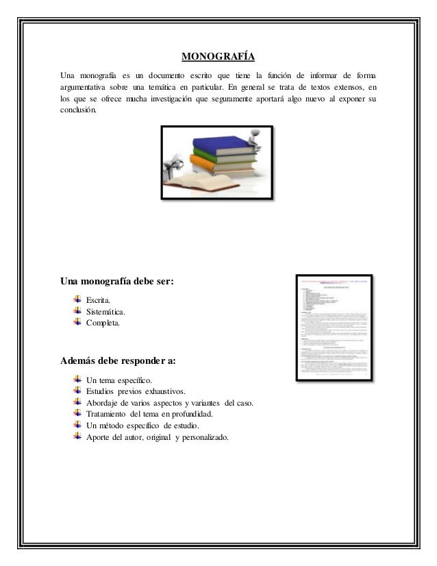 Monografía EXPOSICION EN EVALUACION  Slide 2